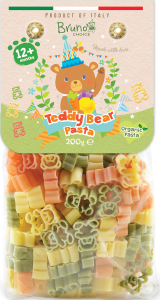 Bruno Choice Teddy Bear Pasta