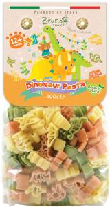 Bruno Choice Dinosaur Pasta