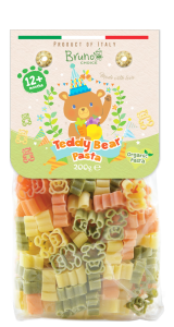 Teddy Bear pasta
