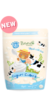 Bruno Choice Yogurt Cube
