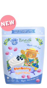 Bruno Choice Blueberry Yogurt Cube