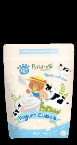 Yogurt cube